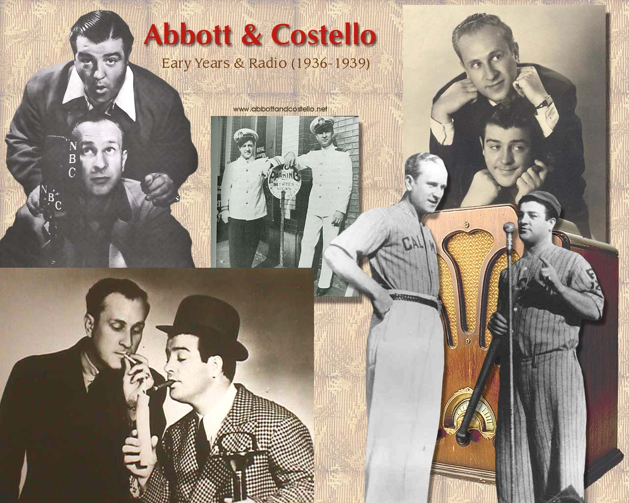 Bud Abbott Wallpapers Media Abbott and Costello